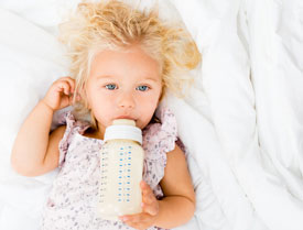 Baby Bottle Tooth Decay - Pediatric Dentist in Silver Spring, MD